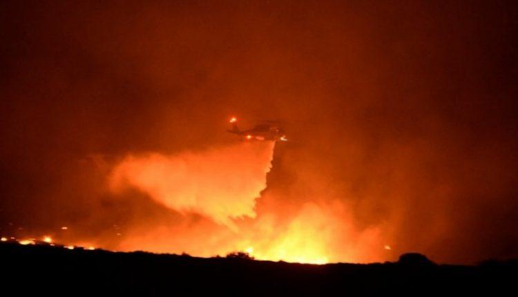 SHBA-ja nuk po mund ta shuajë zjarrin, rrezikohen shumë qytete (VIDEO)