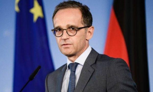 Karantinohet ministri i Jashtëm gjerman, Heiko Maas