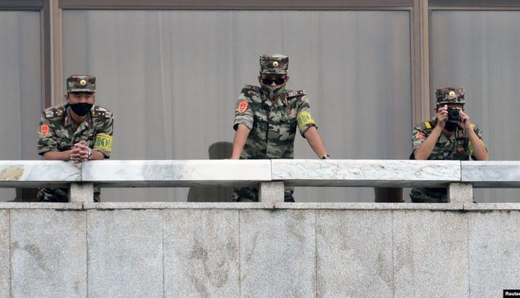 Koreja e Veriut qëllon dhe djeg një zyrtar civil të Koresë së Jugut