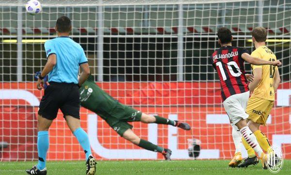 Milan me fitore të vështirë kalon në playoff (VIDEO)