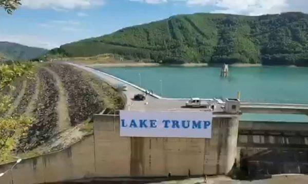 """Vuçiq thotë se ideja për """"Liqenin Trump"""" ishte e serbëve të Kosovës: Ata e duan Trumpin"""