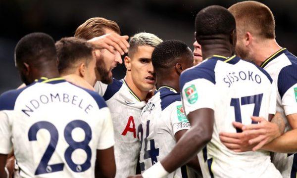 Tottenham në çerekfinale të Carabao Cup (VIDEO)