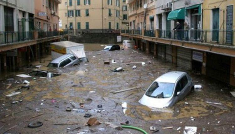 Vazhdojnë përmbytjet në Itali (VIDEO)