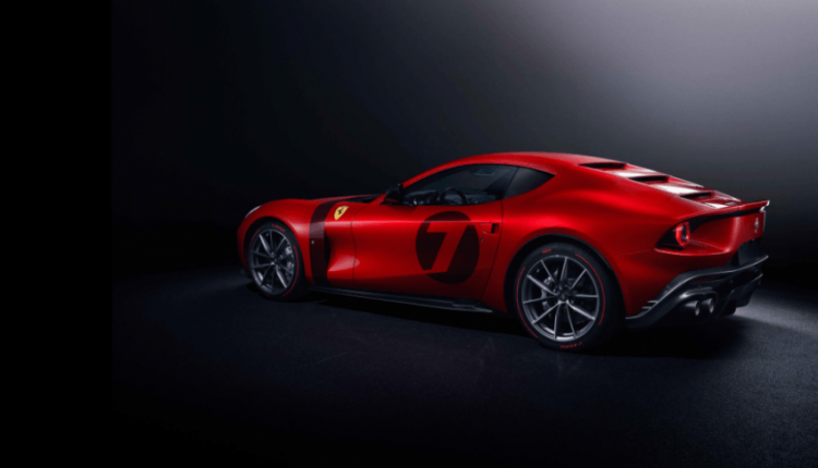 Ferrari prezanton kryeveprën e radhës