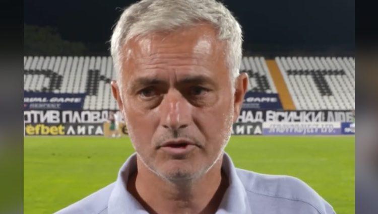 Mourinho flet për ndeshjen kundër Shkëndijës: Në Maqedoni nuk do e kemi leht (VIDEO)