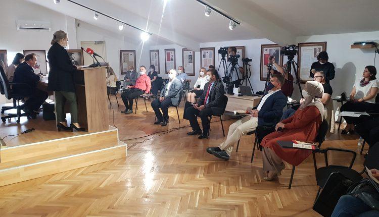 """U realizua me sukses konferenca shkencore """"Gjuha dhe shkolla shqipe në Maqedoninë e Veriut"""""""
