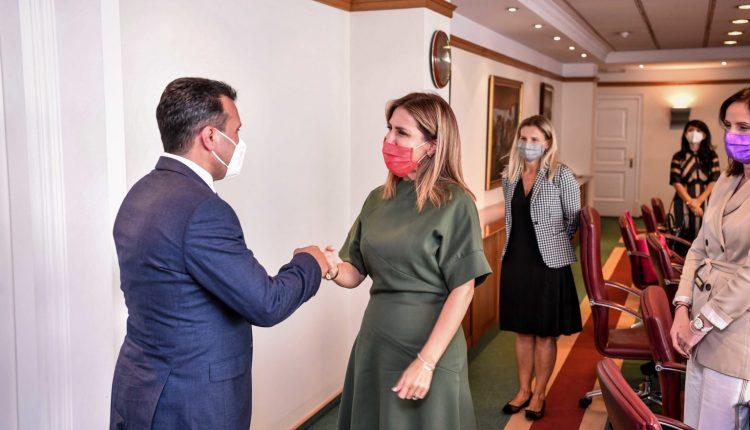 Zaev – Bregu: Jemi të hapur për bashkëpunim rajonal në rrugën e përmbushjes së qëllimit strategjik të integrimit evropian të vendit