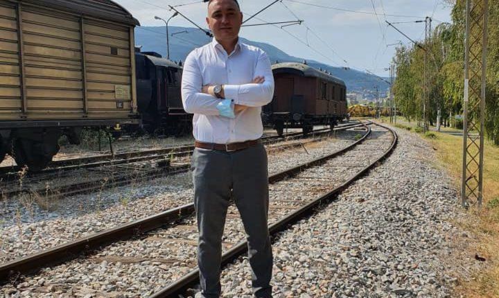 Halili: Modernizojmë dhe digjitalizojmë qendrën e NP Hekurudhat – Infrastruktura (FOTO)