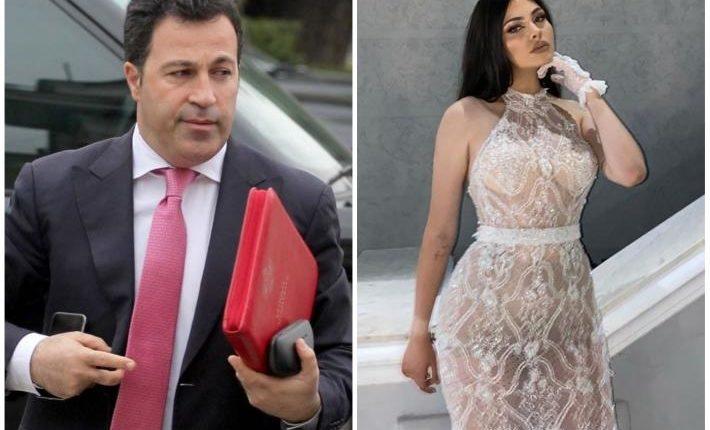 Politikane e ardhshme, vajza e Niko Peleshit në hapat e babait (FOTO LAJM)