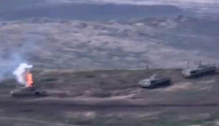 Luftimet Armeni-Azerbejxhan, Bashkimi Evropian kërkon armëpushim urgjent