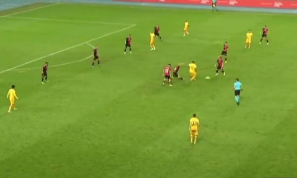 Tottenham kthen epërsinë kundër Shkëndijës (VIDEO)