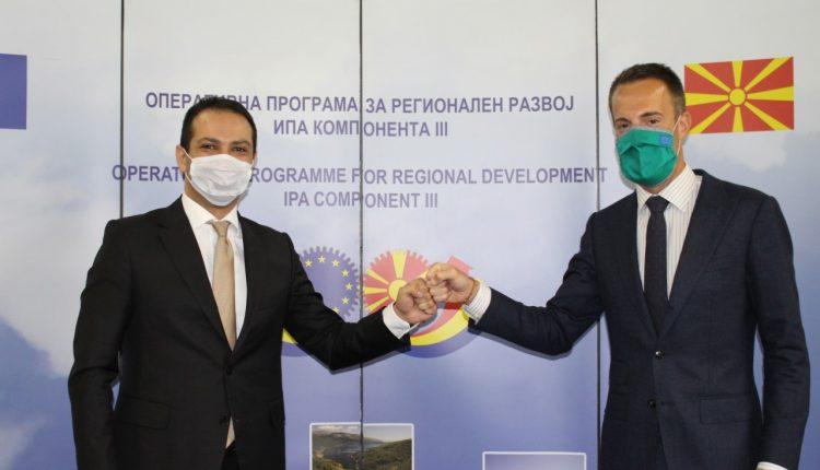 Boçvarski: E avancojmë ndërlidhjen rajonale në infrastrukturë