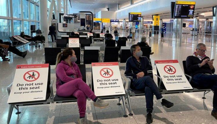 Industria ajrore kërkon testimin e shpejtë të pasagjerëve