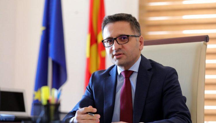Takim mes OEMVP-së dhe Ministrit së Financave z. Fatmir Besimi