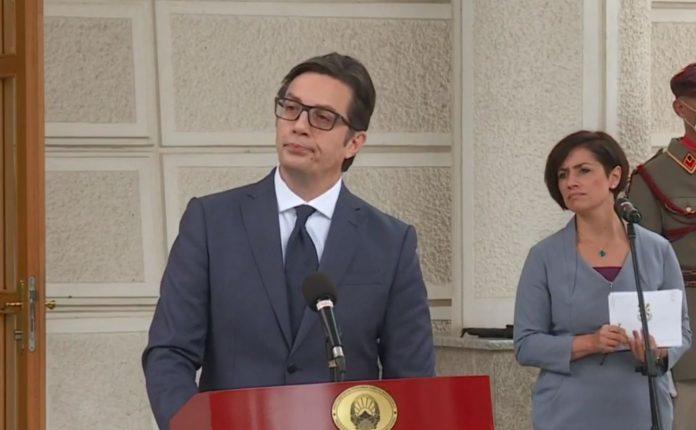 Pendarovski pas mbledhjes së Këshillit të Sigurimit: Gjendja në vend është stabile