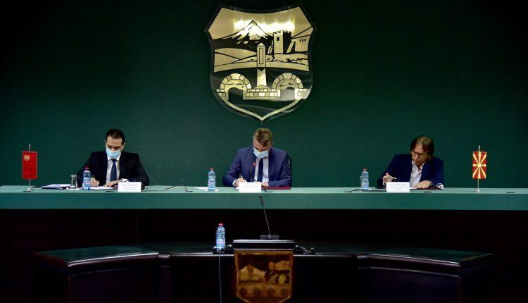 Nënshkruhet marrëveshje për PPU-në e re të Shkupit