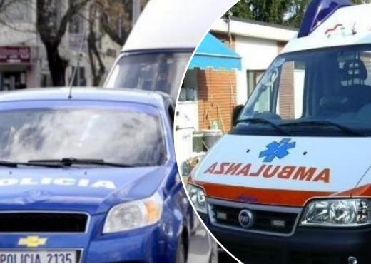 Tjetër aksident në Tiranë, plagoset rëndë i moshuari