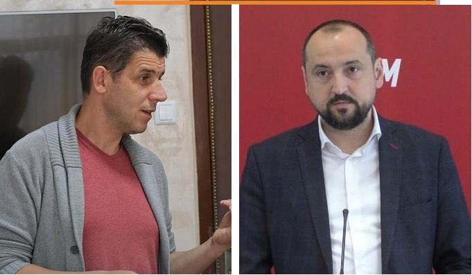 Gazetari Azizi thumbon Bytyqin: Nuk e di pse shqiptarët e LSDM-së dalin kundër shqiptarëve
