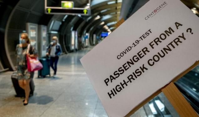 """Gjysma e BE-së futet në """"listën e kuqe"""": Hiqni dorë nga udhëtimet"""