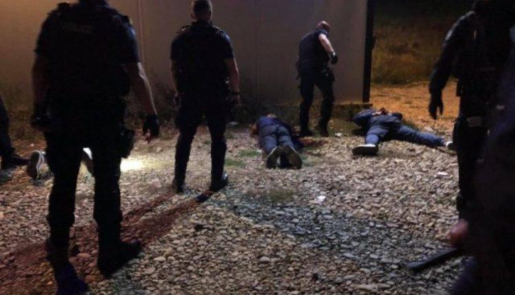 Mësohet identiteti edhe i dy policëve tjerë të arrestuar mbrëmë në aksionin e Karaçevës, dalin fotot e tyre (FOTO)