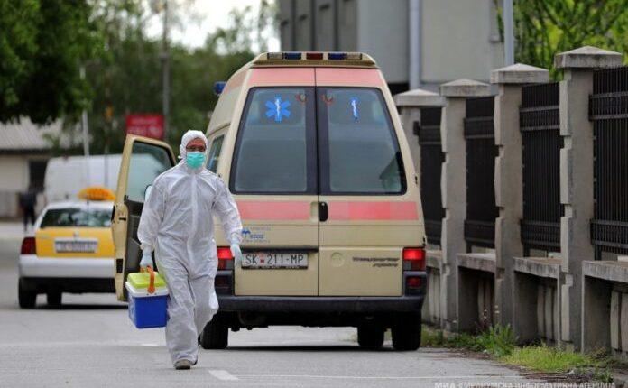 Komuna e Aerodromit me numër treshifror të rasteve aktive me koronavirus, në Çair situata stabile