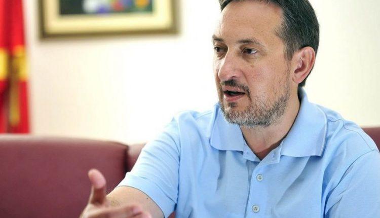 Georgievski: Zaev fliste me guxim për historinë maqedonase