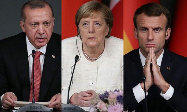 Merkel flet hapur, zbulon prapaskenat si u parandalua lufta mes Greqisë dhe Turqisë