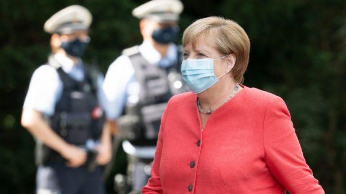 Merkel: Evolucioni i epidemisë shumë shqetësues