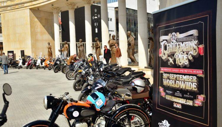 Motoristët urbanë për vitin e pestë me radhë nëpër rrugët e Shkupit në nder të shëndetit të meshkujve