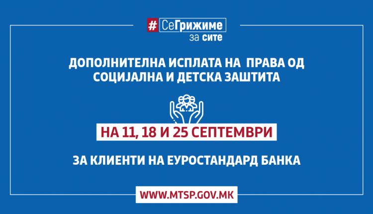 MPPS: Në vijim është pagesa shtesë e të drejtave nga mbrojta sociale dhe e fëmijëve për muajin gusht