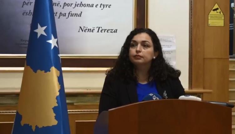 Osmani: Dje është nënshkruar një zotim në mes të Kosovës dhe SHBA-së, jo marrëveshje