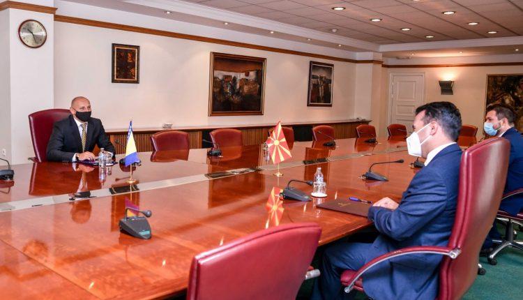 Zaev-Jakimoviq: E avancojmë miqësinë të përkushtuar në bashkëpunimin rajonal dhe perspektivën evropiane