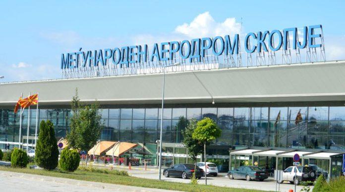 Kërçovari ndalohet në Aeroportin e Shkupit! I infektuar tentoi të ngjitet në aeroplan