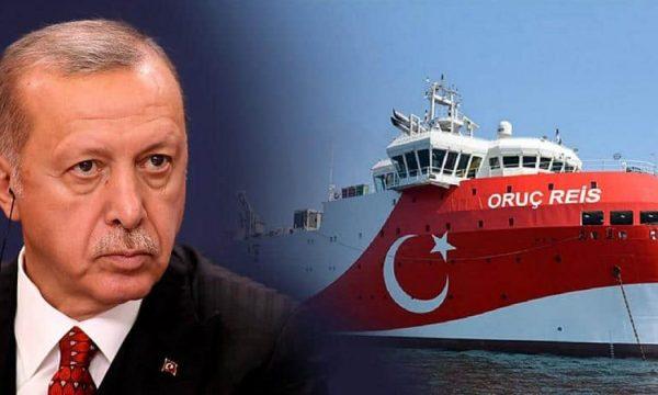 Anija turke i afrohet Greqisë, Erdogan: Po shkojmë drejt qëllimeve tona