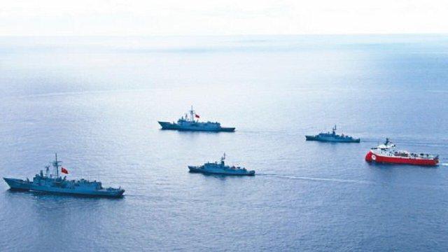 """Turqia nuk ndalet, pas Greqisë, anija """"Oruç Reis"""" i drejtohet Egjiptit"""