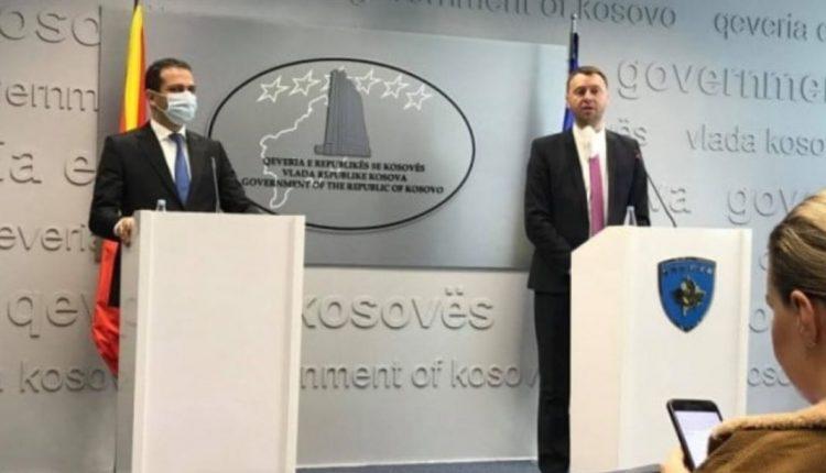 Kosova dhe Maqedonia e Veriut së shpejti me pikë të përbashkët kufitare