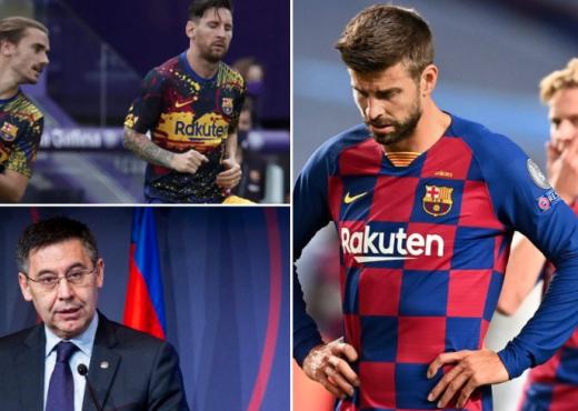 Tension te Barcelona, futbollistët refuzojnë propozimin e presidentit