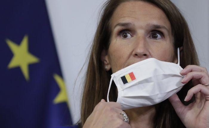 Ministrja e Jashtme belge në terapi intensive pas infektimit nga Covid