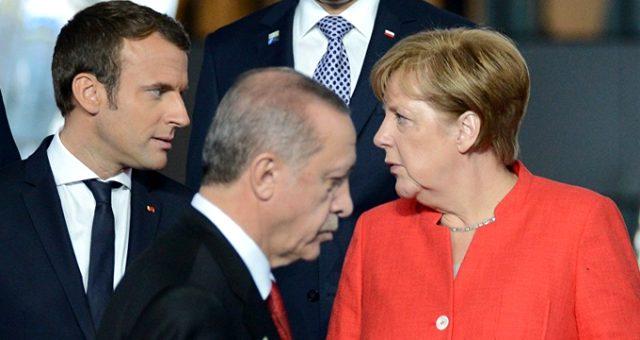 Merkel dhe Macron i vendosin ultimatum Erdoganit: Ke një javë kohë, ose do të fillojmë sanksionet
