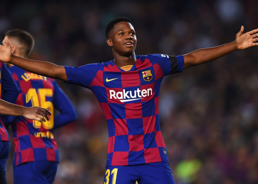 "Super ""El Clasico"", Barcelona barazon rezultatin"
