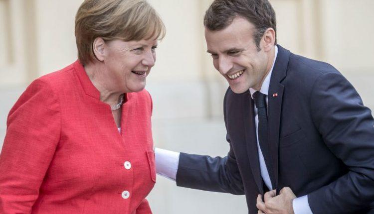Gjermania i del në krah Macronit, kritikon veprimet e Erdoganit