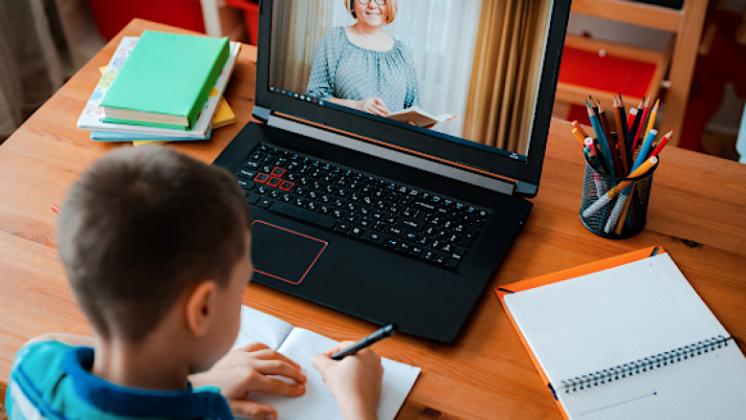 Pengesa të shumta në mësimin online në Maqedoninë e Veriut