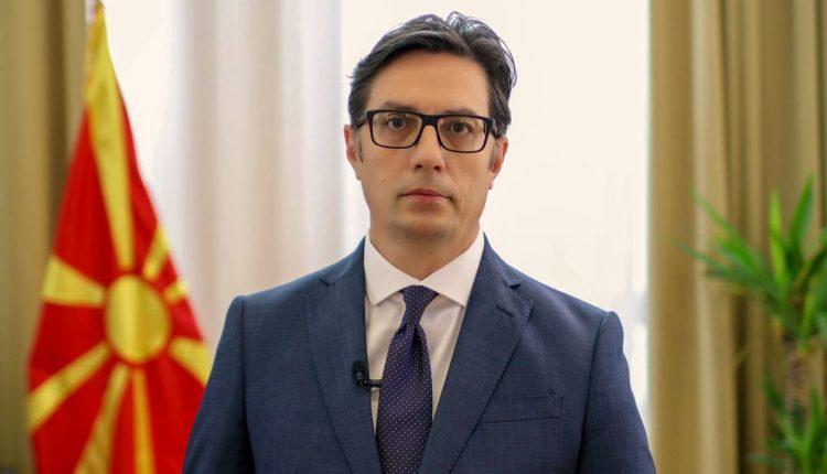 Pendarovski: Ushtria do të mbështesë policinë dhe objektet shëndetësore