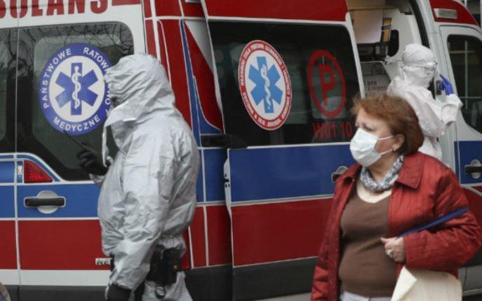 Polonia regjistron 16.300 raste të reja me koronavirus