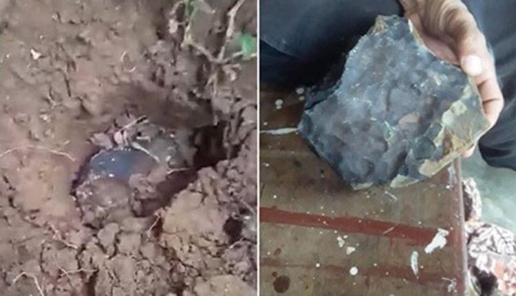 Punëtori i funeraleve pasurohet/ Një meteor me vlerë 1.85 mln dollar bie në verandën e tij (VIDEO)