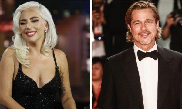 """Pas suksesit të """"A Star Is Born"""", Lady Gaga në bisedime për të luajtur në një film me Brad Pitt"""