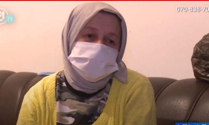 Burrin dhe vajzën ia mori vdekja! Nëna Sherife të vetmin djalë e ka të sëmurë, shet bakllava për të mbijetuar (VIDEO)