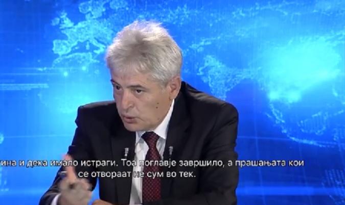 """""""Gur pas guri bëhet kalaja, fjalë pas fjale nis belaja"""", tha Ali Ahmeti për debatin Rama-Basha për çështjen e Shtëpisë së Verdhë (VIDEO)"""