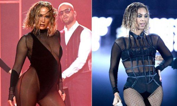 """Frymëzim apo kopjim përformanca e Jennifer Lopez në """"American Music Awards""""?!"""