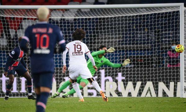 PSG përsëri zhgënjen në Ligue 1, barazon me Bordaux (VIDEO)